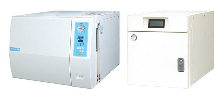 ⾼圧蒸気滅菌器